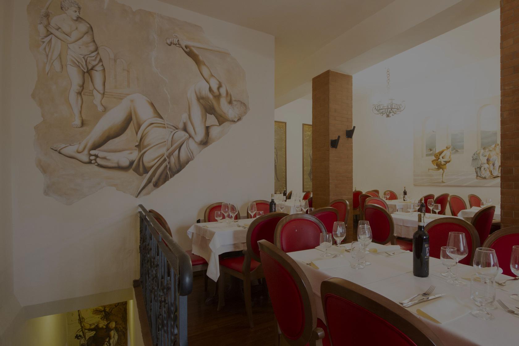 Ristorante a Firenze - Santa Felicità